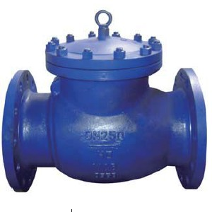 H44X Swing Rubber disc check valve