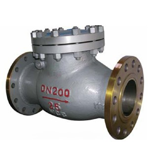 H44H Carbon steel Swing check valve