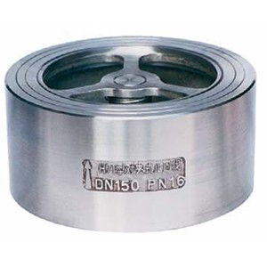 H71H Wafer lift check valve