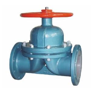 G41J-10 Rubber lined diaphragm valve