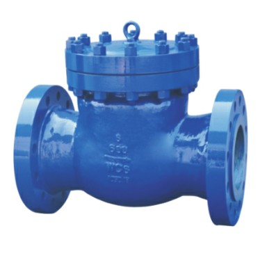 Cast steel check valve 300Lb