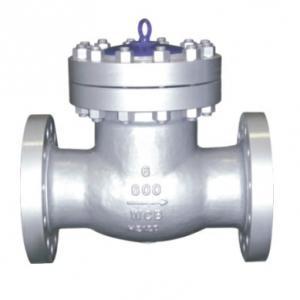 Cast steel check valve 600Lb