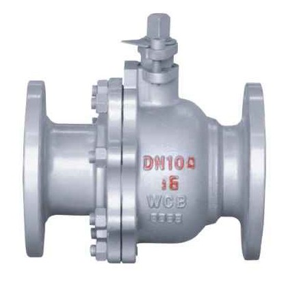 Q41F-16C Carbon steel ball valve
