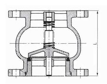 HC42X Silent check valve