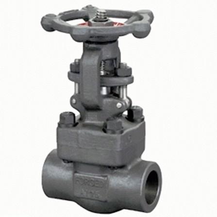 J61H Socket welded globe valve