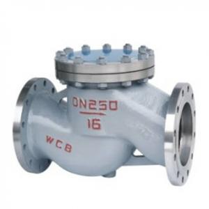 H41H Lift type check valve