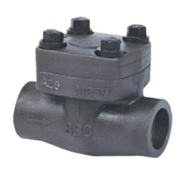 H61H Socket weld check valve