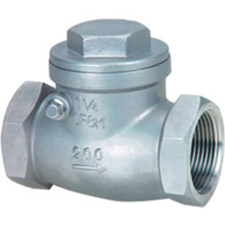 H14W-16P Screw stainless steel check valve