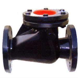 H44T-10 Cast iron swing check valve