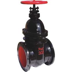 Z45T-10 cast iron gate valve