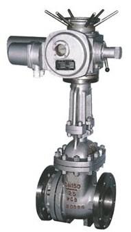 PZ941H Electric discharge gate valve