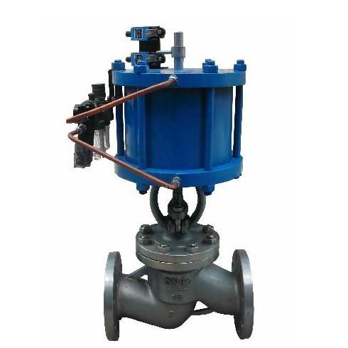J641H Pneumatic globe valve