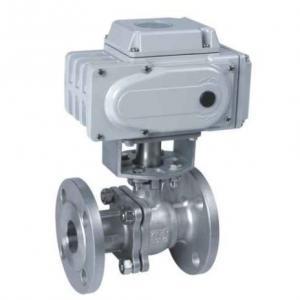 Q941F Flange electric ball valve