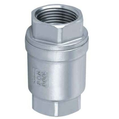 H12W Screw vertical check valve