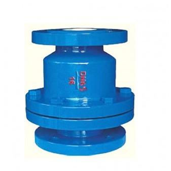 HC41X Flange silent check valve