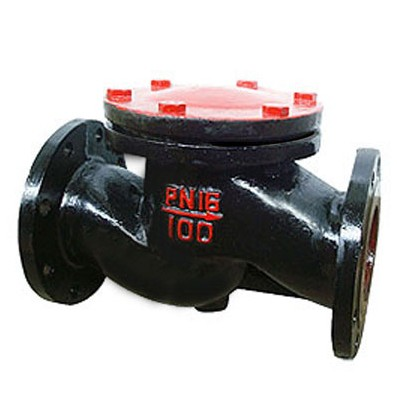 H41T Cast iron lift check valve