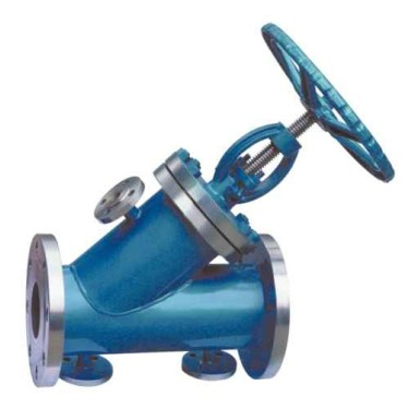 BJ45H Y type Jacket Globe valve