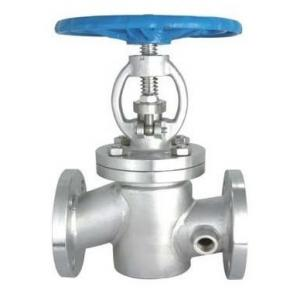 BJ41W Heat insulation globe valve