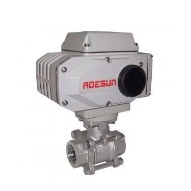 Q911F Electric ball valve
