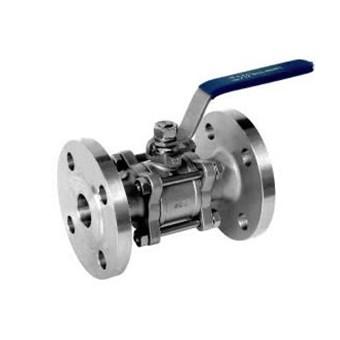 3 PCS Stainless steel ball valve