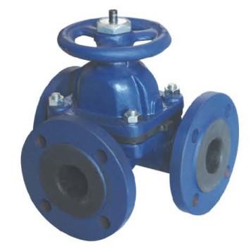 G49J Three Way diaphragm valve