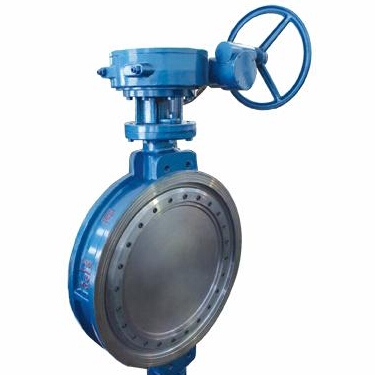 D343H-16C WCB Butterfly valve