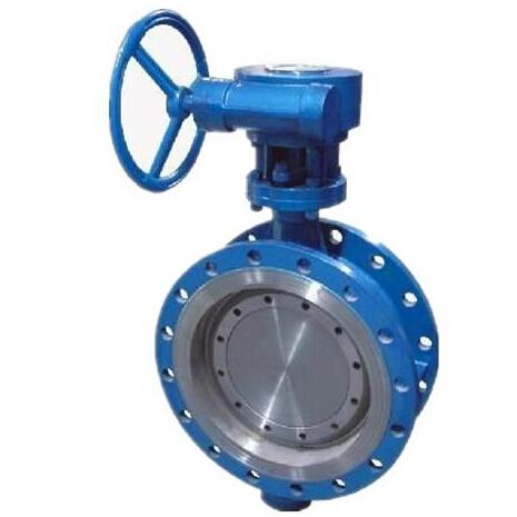 D343H-10K JIS Flange Butterfly valve