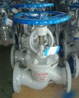 Globe valve PN16 DN100