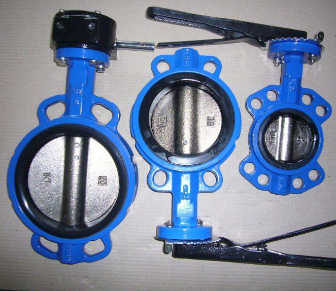 D71J-16 Midline wafer butterfly valve