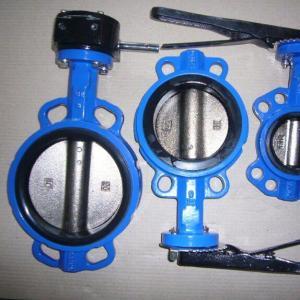D71J-16 Midline wafer butterfly valve