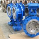 D343X-16C Butterfly valve