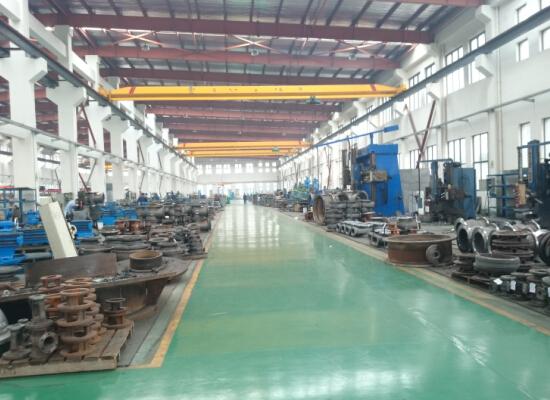 shanghai huixuan valve workshop 10