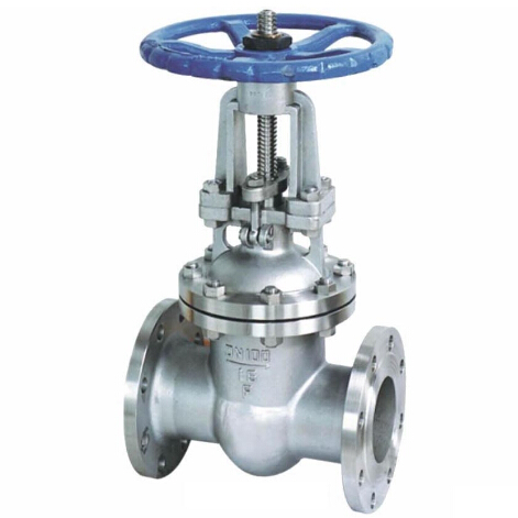 Z41W-16P stainless steel gate valve
