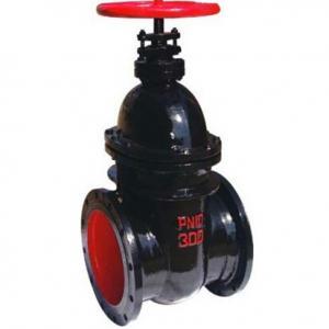 Z45T Non-rising stem cast iron gate valve