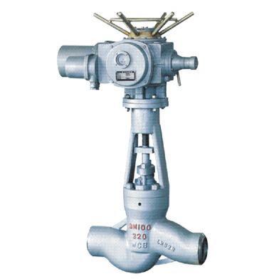 J961Y-320C Electric forged globe valve