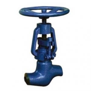 High temperature steam forged globe valve