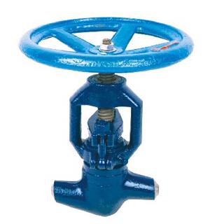 J61Y-320V forged globe valve