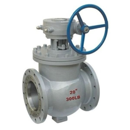 Top entry segment ball valve