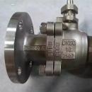 2205 2507 duplex stainless steel ball valve