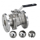 904L Stainless steel ball valve