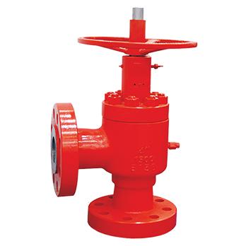 API 6A Choke valve