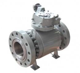 High Pressure Carbon Steel Ball Valve