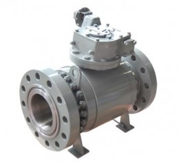 API 607 Fire Safe Anti-static 3 Piece Ball Valve