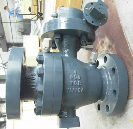 2 Pieces Devlon Seat Ball Valve