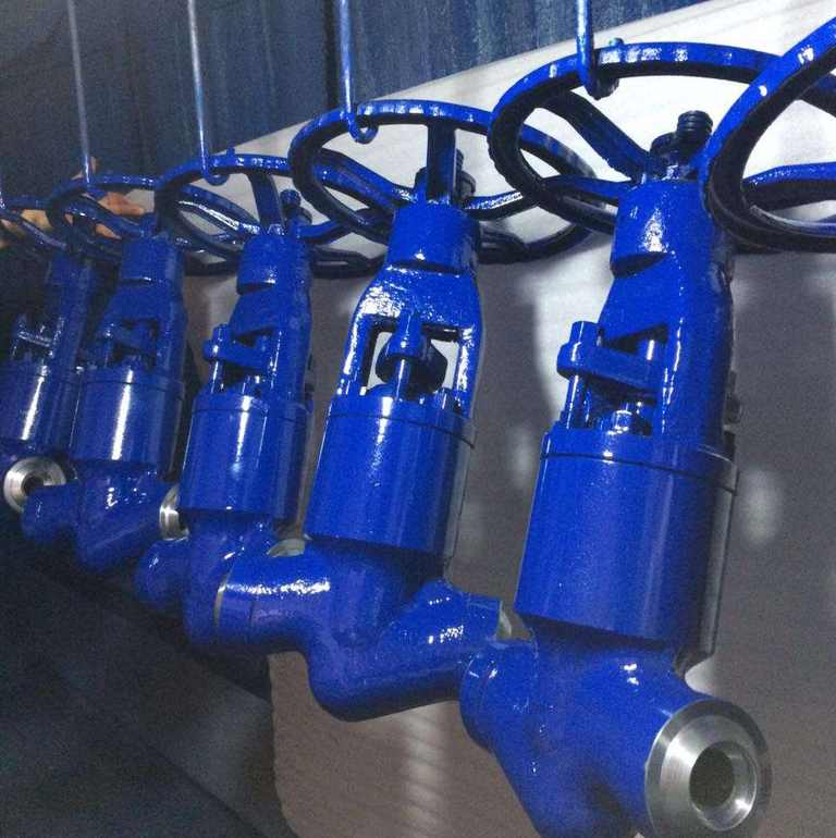 J61Y-1500LB Globe valve