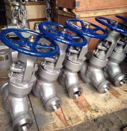 J61Y-2500LB Globe valve