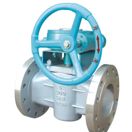 X43F X343F PTFE Sleeved plug valve