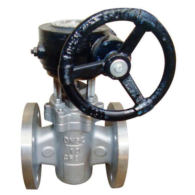 Soft seated sleeve type plug valve