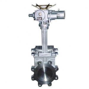 PZ973H PZ973F Electric knife gate valve