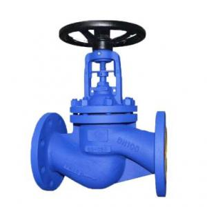 DIN Standard bellows seal globe valve